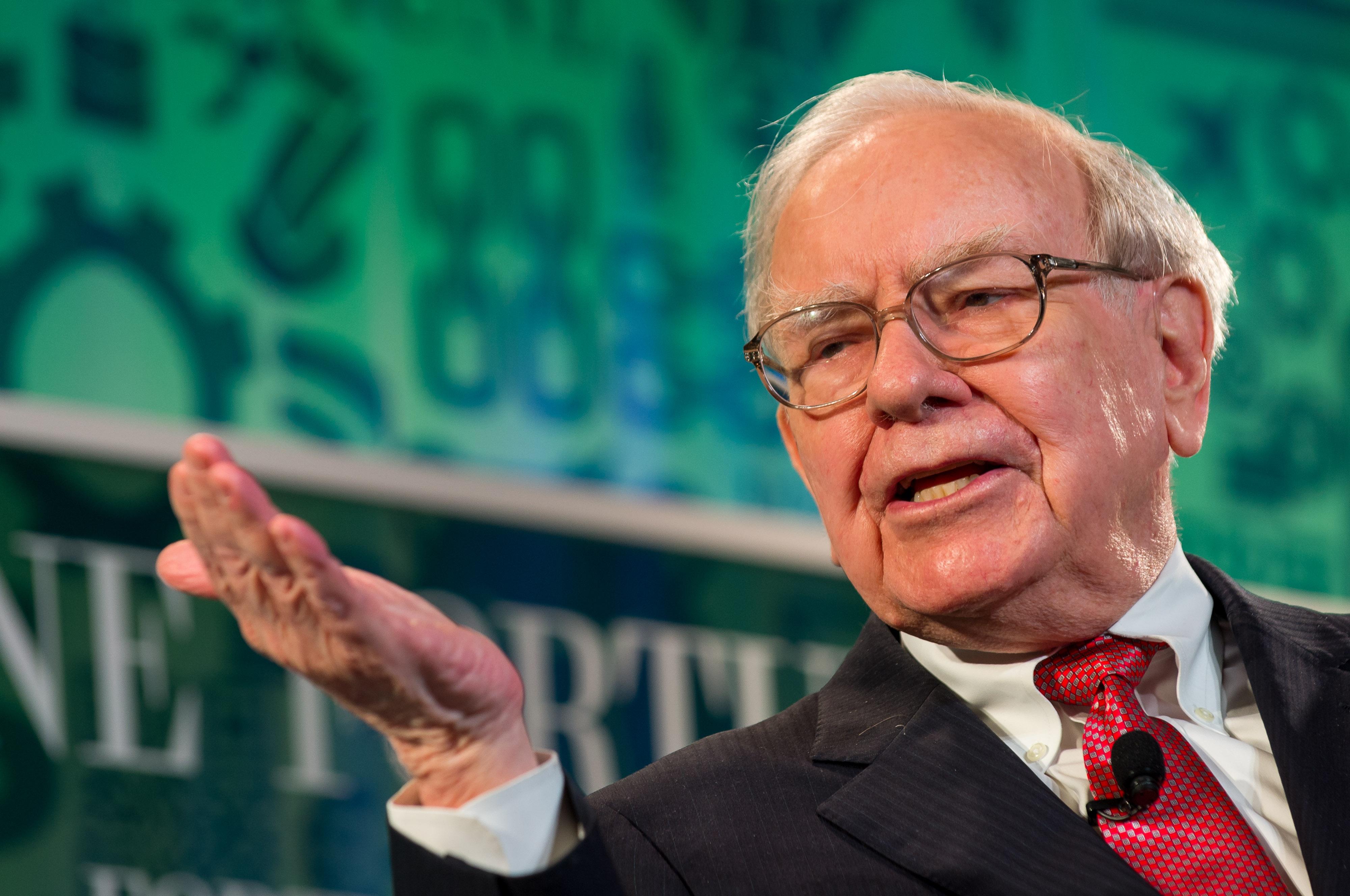 Warren Buffett Bitcoin hat keinen Wert